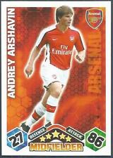 TOPPS MATCH ATTAX 2009-10-ARSENAL & RUSSIA-ANDREY ARSHAVIN