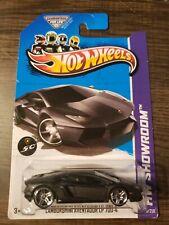 Hot Wheels Lamborghini Aventador LP 700-4 HW Showroom 173/250 Black X21