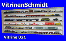 VitrinenShcmidt® 021 Vitrine HO Modelleisenbahn für Märklin H0 Züge !