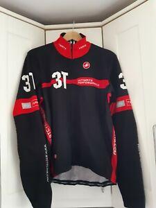 VINTAGE Castelli 3T Ultimate Performance Cycle Jacket - Size - XXL