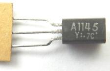 2sa1145 contrassegnato a1145 TRANS GP BJT PNP 150V 0,05 A 3 PIN TO-92 MOD