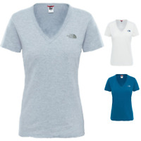THE NORTH FACE TNF Simple Dome Cotton T-Shirt Short Sleeve Tee Womens All Size