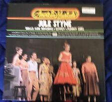 "JULE STYNE  AMERICAN MUSICALS  ""Funny Girl"" etc 3 LP Vinyl BOX SET Like New"