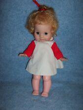 """1964 Madame Alexander- 12"""" Janie Toddler #1156"""
