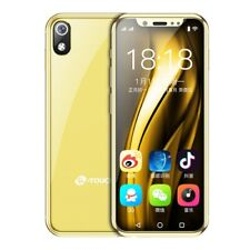 Smartphone Mini K-TOUCH I9, Quad Core, 2GB+32GB, 4G, Dual SIM, 5MP+8MP Gold