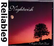 Nightwish - Angel fall first Reloaded ed CD+Bonus tracks+Signed-2007Spin-farm EU