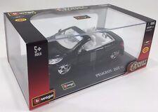 Bburago - 18-42000 - Peugeot 207 CC Scale 1:32 - Black