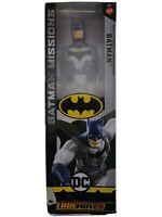 """Mattel DC Heroes Batman Missions True-Moves Armor Suit Batman 12"""" inch Figure"""