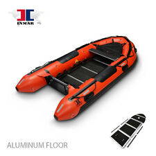 14' 0'' (430-SR) INMAR Search & Rescue Dive Inflatable Boat - Aluminum floor