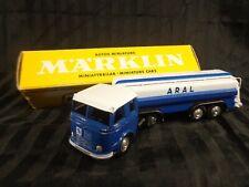 1950'S MARKLIN ARAL GAS TANKER TRUCK 8032- TREIBSTOFF TANKWAGEN - New GERMANY