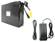 ENERpower Softpack Akku Li-Ion 36V 15,6Ah 10S6P Pedelec eBike DIY 8x8+LG 2A DC