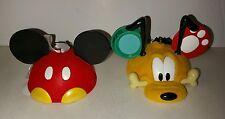 Disney Mickey Mouse Icon Pluto Ear Ornament Set