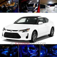2011 and up Scion tC TRD RS 6pcs White LED Full Interior Lights Package Deal