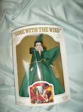Scarlett Green Drapery Dress World Doll A Limited Deluxe Edition