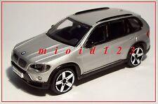 1/43 - BMW X5 - Grigio Metallizato - Die-cast Burago