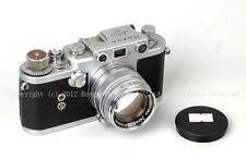 EX++ Leica  Copy Honor S1 W/ Konica Hexanon 50mm f/1.9, L39 screw mount