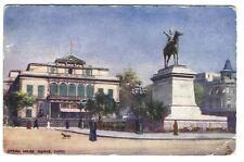 AK (Ägypten) Kairo - Opera House Square (um 1910) color