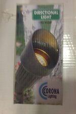 CORONA LIGHTING 12V CL-501-VG ALUMINUM MINI BULLET DIRECTIONAL LITE VERDE GREEN
