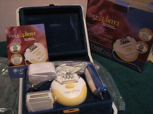 Emjoi Optima AP-99 36 disc Epilator & Shaver Body Hair Remover Legs Depilation