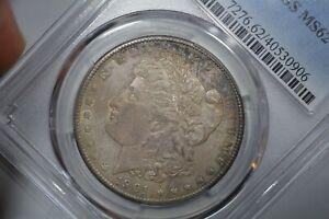 1901-S $1 PCGS MS62