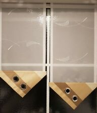 handgefertigte gardinen vorh nge nach ma g nstig kaufen ebay. Black Bedroom Furniture Sets. Home Design Ideas