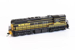 HO Proto 2000 D&RGW SD9 #5312 Denver & Rio Grande Western Life-Like 30038
