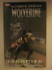 Ultimate Comics Wolverine 1 2 3 4 Legacies Marvel Comics TPB Trade Paperback NEW