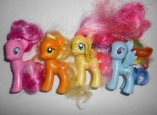 "MY LITTLE PONY Lot of Figures Hasbro MLP Assorted Characters 3"" Ponies VGUC"