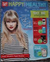 Taylor Swift Walgreens Ad Holiday Christmas 2012 Paula Deen Advertisement Flyer