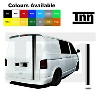 Rear Stripe Vinyl Decal Sticker for VW Transporter T4 T5 T6 Barn Door Camper Van