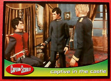 CAPTAIN SCARLET - Card #44 - Captive in the Castle - Cards Inc. 2001