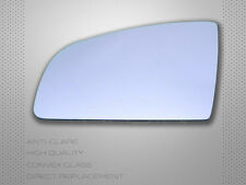 2002-2005 AUDI A4 / S4 B6 EURO LEFT LH MIRROR CONVEX CHROME GLASS REPLACEMENT