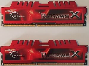 G.SKILL RIPJAWS 16GB DDR3 F3-14900CL10D 1866Mhz