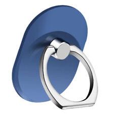 360° Soporte de Anillo Dedos Universal para Móvil Teléfono Simple Oval Fuerte