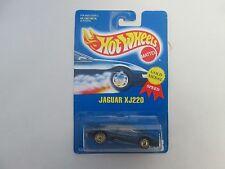 1992 Hot Wheels Jaguar XJ220 No 203 with UH wheels (1)