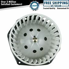 Heater Blower Motor w/ Fan Cage for Chevy GMC Pickup Buick Pontiac Olds Truck