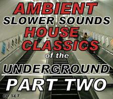 RAVE ACID HOUSE 2 DISC CD SET OLD SKOOL SLOWER SOUNDS PART 2