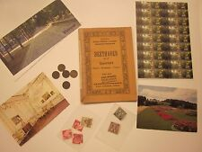 VIENNA ANTIQUES BEETHOVEN COINS STAMPS CARD MAGNET 35 SOUVENIRS  #5