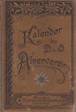 Kalender des Deutschen und Österreichischen Alpenvereins: fur das Jahr 1898. 11.
