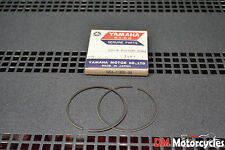 YAMAHA GENUINE NOS YZ250 YZ 250 85-90 2ND OVER SIZE PISTON RING PN 56A-11601-20