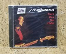Jock Rockenbach Can't Kick The Habit CD 1994 Wellington WECD9002 SEALED