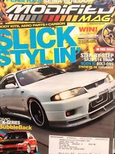 Modified Mag Magazine Civic K-Series BubbleBack November 2005 011918nonrh