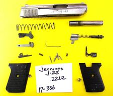 BRYCO JENNINGS J-22 GUN PARTS LOT ALL THE PARTS 4 ONE PRICE #17-336