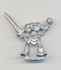 Citadel Campeón del Caos de Warhammer 40K fuera de imprenta 1980s de Khorne un