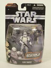 Star Wars The Saga Heros & Villians #5 Clone Trooper MOC