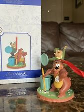 Disney Limited Edition Humphrey The Bear Sketchbook Ornament *Le Of 1000*