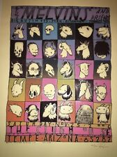 Melvins Tempe Jay Ryan Poster Art Print Free Shipping In US.