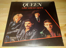 "QUEEN ""Greatest Hits"" LP ORIGINAL Elektra SEALED 1981 First Press 5E-564 No UPC"