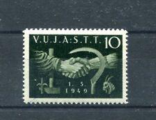 Italia  Trieste B 1949 6 1°maggio Mnh