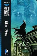 Batman: Earth One Vol #2 Hardcover Gn Geoff Johns & Gary Frank Dc Comics Hc